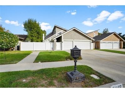Chatsworth Single Family Home For Sale: 9440 Hanna Avenue
