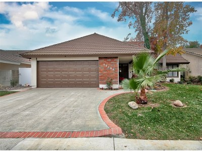 Los Angeles County Single Family Home For Sale: 23708 Via Andorra