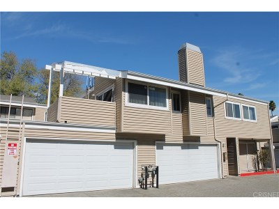 Condo/Townhouse For Sale: 9946 Sepulveda Boulevard #7
