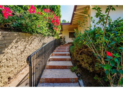 Sherman Oaks Single Family Home For Sale: 4181 Weslin Avenue