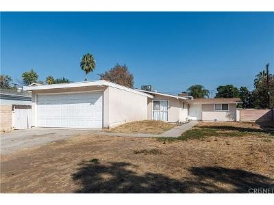 Winnetka Single Family Home For Sale: 20606 Lemay Street
