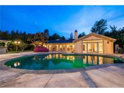 Encino Single Family Home For Sale: 16641 Adlon Road