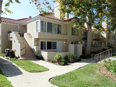 Calabasas Condo/Townhouse Sold: 4240 Lost Hills Road #2101