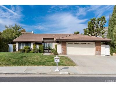 Single Family Home For Sale: 25395 Cariz Drive