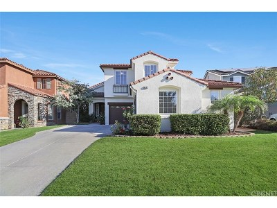 Moorpark Single Family Home For Sale: 4432 Coffeetree Lane