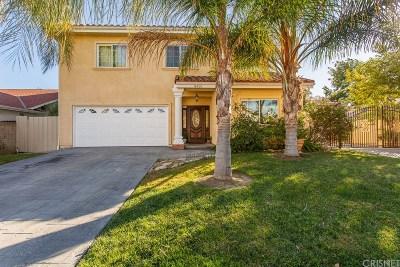 Reseda Single Family Home For Sale: 18200 Elkwood Street
