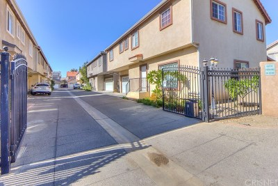 Single Family Home For Sale: 9427 Noble Avenue #103