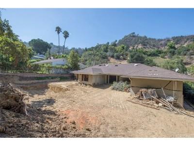 Sherman Oaks Single Family Home For Sale: 3336 Longridge Avenue