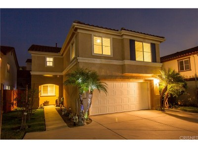 Sylmar Single Family Home For Sale: 13222 Copa De Oro Court