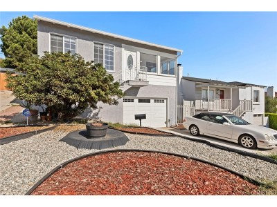 Single Family Home For Sale: 4205 West 59th Place