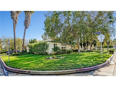 Encino Single Family Home For Sale: 16750 La Maida Street