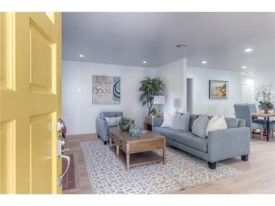 Single Family Home For Sale: 14601 La Maida Street