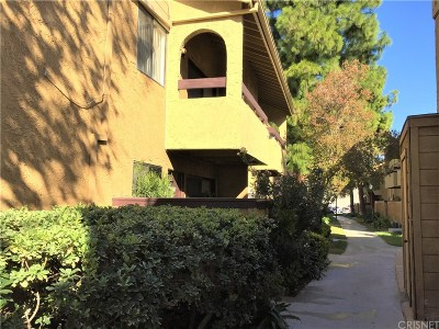 Canyon Country Condo/Townhouse For Sale: 18752 Mandan Street #1010