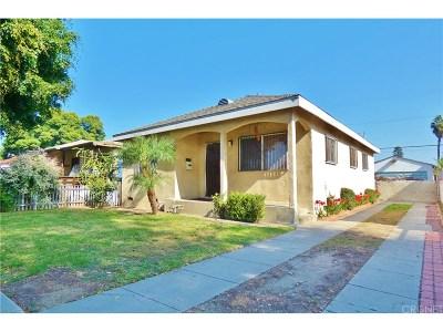 Long Beach Single Family Home For Sale: 2458 Baltic Avenue