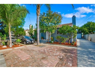 Reseda Single Family Home For Sale: 7542 Lindley Avenue