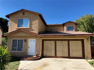 Castaic Single Family Home For Sale: 31239 Vadito Place