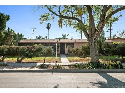 Single Family Home For Sale: 11351 Stranwood Avenue