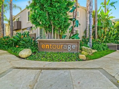 Burbank Condo/Townhouse For Sale: 355 North Maple Street #225