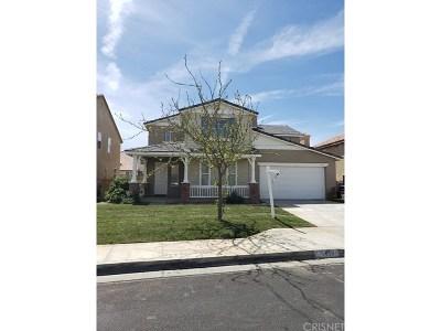 Lancaster Single Family Home For Sale: 5816 Gem Court