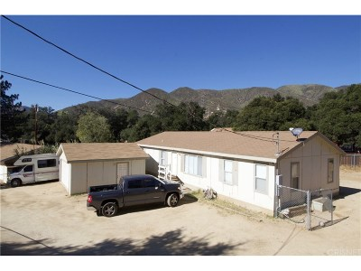 Single Family Home For Sale: 39737 Calle Lomita
