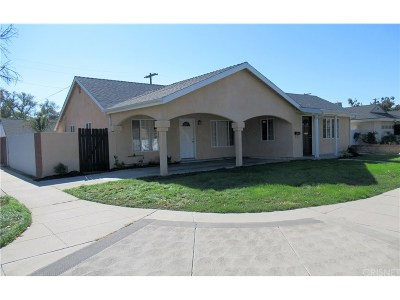 Northridge Single Family Home For Sale: 17400 Blythe Street