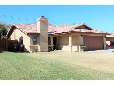 La Quinta Single Family Home For Sale: 52425 Avenida Martinez