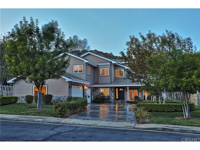 West Hills Single Family Home For Sale: 23943 Eagle Mountain Street