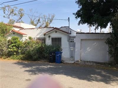 Single Family Home For Sale: 3411 Larissa Drive