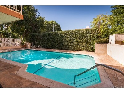 Sherman Oaks Condo/Townhouse For Sale: 4542 Willis Avenue #302