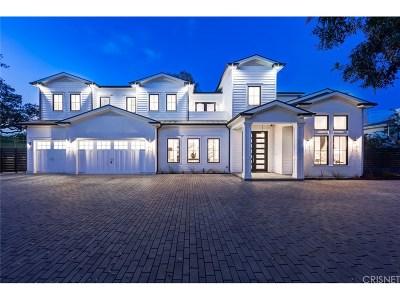 Encino Single Family Home For Sale: 5142 Encino Avenue