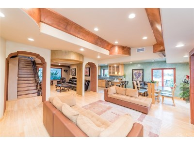 Studio City Single Family Home Sold: 11600 Sunshine