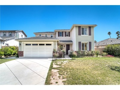 Thousand Oaks Single Family Home For Sale: 152 West Avenida De Los Arboles