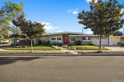 Woodland Hills Single Family Home Sold: 23000 Bretton Place