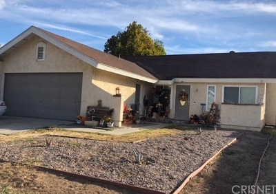Valencia Single Family Home For Sale: 27542 Sycamore Creek Drive