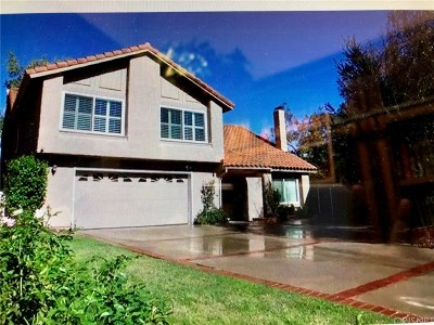 Thousand Oaks Single Family Home For Sale: 226 Fox Ridge Drive