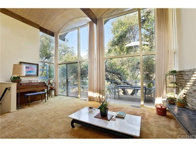 Woodland Hills Single Family Home For Sale: 4347 Tosca Road