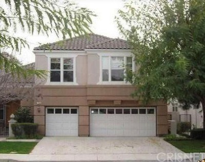 Moorpark Single Family Home Active Under Contract: 11590 Northdale