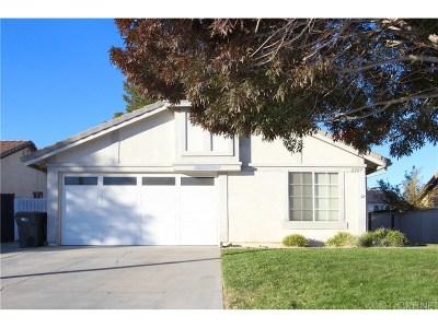 Lancaster Single Family Home For Sale: 2269 Cimmaron Street