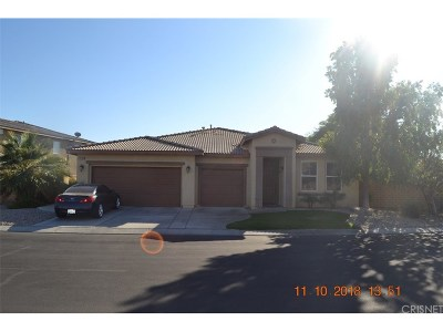 Indio Single Family Home For Sale: 79841 Brewood Way