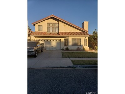 Simi Valley Single Family Home For Sale: 2510 Briarhurst Court