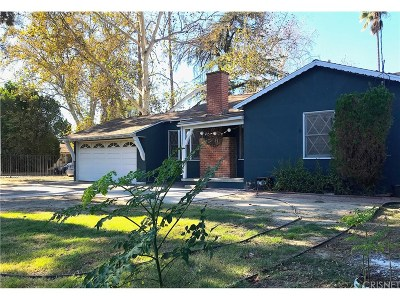 Reseda Single Family Home For Sale: 7507 Enfield Avenue
