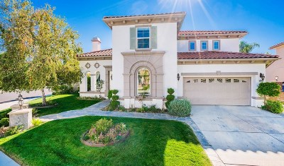 Saugus Single Family Home For Sale: 29154 Starwood Place
