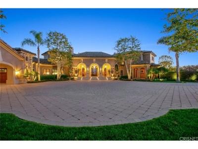 Camarillo Single Family Home For Sale: 13792 Pacific Breeze Drive