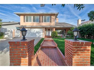 Winnetka Single Family Home For Sale: 8512 Kelvin Avenue
