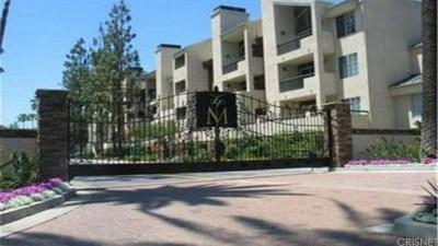 Woodland Hills CA Condo/Townhouse For Sale: $485,000