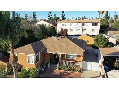 Single Family Home For Sale: 14941 Friar Street