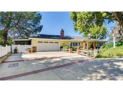 Newhall Single Family Home For Sale: 24535 Treasure Vista Avenue