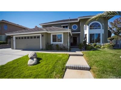 Quartz Hill Single Family Home For Sale: 41559 Sandalwood Place