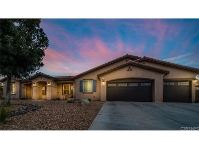 Palmdale Single Family Home For Sale: 5654 Bienveneda