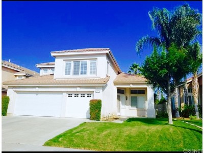 Simi Valley Single Family Home For Sale: 275 Cliffwood